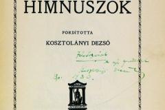 Kosztolányi-Dezső-Szent-Imre-Himnuszok