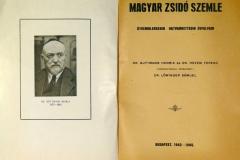 Magyar-Zsidó-Szemle
